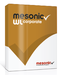 mesonic WinLine corporate